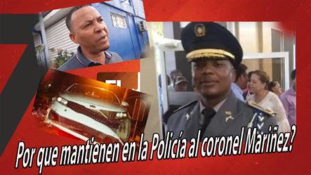 Marino Zapete Revela Un Posible Dato Verídico De Lo Que Se Oculta Detrás Del Coronel Mariñez, Quien Dirigió Al Grupo Que Asesinó A Los Pastores