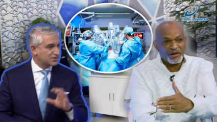 Doctor David Samadi, Cirujano Robótico, Explica Como Operan La Próstata Sin Afectar La Sexualidad En | Buena Noche