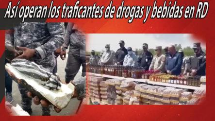 Marino Zapete Revela Cómo Operan Los Traficantes De Drogas Y Bebidas En RD