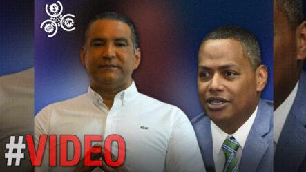 Julio Hazím Revela Que Míriam Podría Renunciar, Pero Antes Ordenara Prisión Contra 5 O 6 Funcionarios Del Gobierno De Medina