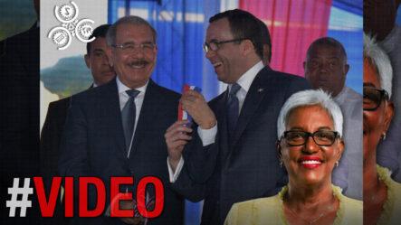 Presidente Luis Abinader Reanuda Sus Labores En El Palacio Y Se Reúne Con Sus Ministros
