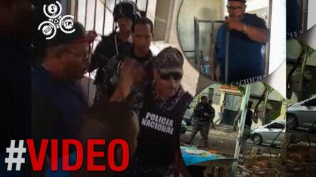 DNCD Apresa Dos Hombres Con100 Paquetes De Cocaína
