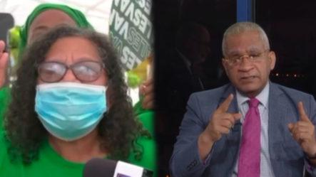 """Geraldino González Dice: """"la Rep. Dom. Es El País Más Atrasado Por La Tres Causales"""""""