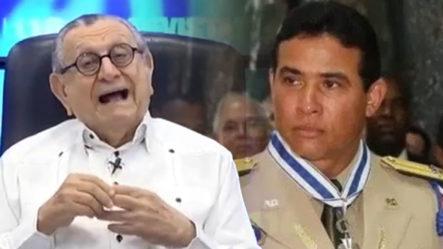 """Julio Hazím Dice """"claro Y Pelao"""" Que Adan Cáceres Violó De Mala Manera El Primer Mandamiento De La Ley De Dios"""