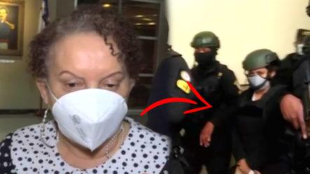 La Procuradora General De La República Miriam Germán Se Limita A Dar Detalles
