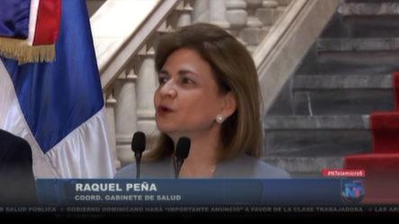 Gabinete De Salud Anuncia Iniciaran Las Vacunaciones Para Personas Mayores 50 Años A Partir Del Lunes