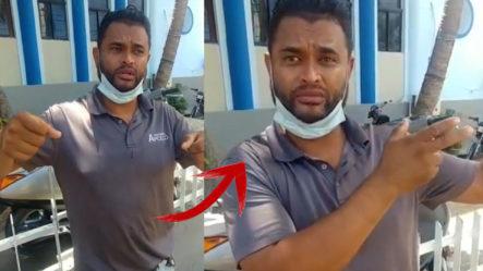 Hombre Resulta Herido Al Intentar Atracar Camión De Embarque En La Romana. ¡Y De Que Manera!