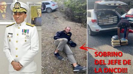 Rafael Guerrero Dice Que El Sobrino Del Presidente De La DNCD Está Traficando De A Duro ¡Mira Por Qué!