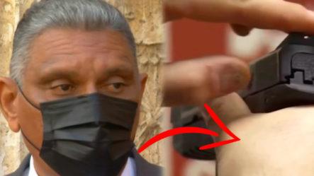 El Ministro Jesús Vásquez Confirma Que El 16 De Este Mes Comienza El Plan De Desarme