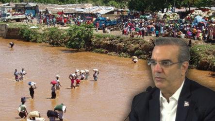 El Presidente Responde Ante Las Graves Intenciones De Haití Adueñarse De Las Aguas Del Río Masacre