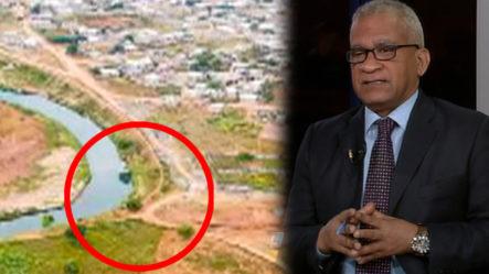 """Geraldino González Dice:""""El Río Masacre Es El Punto Divisorio De Haití Y Rep.Dom."""""""