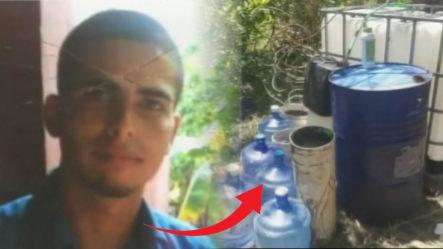"""""""Marquitos"""" Muere Por Culpa De Las Bebidas Adulteradas"""