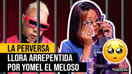 LA PERVERSA LLORA ARREPENTIDA POR YOMEL EL MELOSO (ENTREVISTA HISTÓRICA)