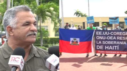 Organizaciones Pro Haitianas En RD Apoyan A Que Haití Desvíe Las Aguas Del Río Masacre