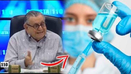 Dr. Hazim Junto A Doctor Invitado Discuten La Efectividad De Las Vacunas Del COVID-19