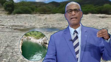 En Baní Están Destruyendo El  Río Nizao