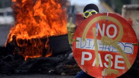 Mujer Que Acababa De Dar A Luz Pierde La Vida Su Bebé En Medio De Protesta En Colombia
