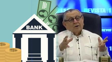 """Dr. Hazim Habla Del """"Cierre De Cuentas En Bancos Comerciales"""""""