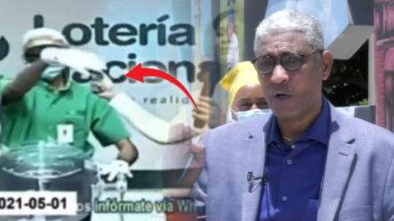 Johnny Vásquez Dice Que El Caso De La Lotería Nacional Debe Ser Investigado Por El Ministerio Público