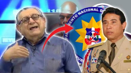 Julio Hazím Revela Que La Cámara De Cuentas No Puede Auditar Al DNI Y Explica Por Qué