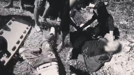 """Tiroteo Entre Bandas Al Estilo """"viejo Oeste"""" Deja Varios Muertos En Moca (imágenes Sensibles)"""