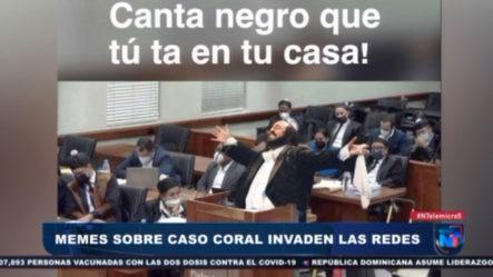 """""""Canta Negro Que Tú Ta En Tu Casa"""" Los Memes Del Caso Coral """"llenan"""" Las Redes Sociales"""