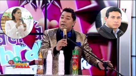 """Frederick Martínez El Pachá """"Con Dios No Se Juega"""" (Operación Coral)"""