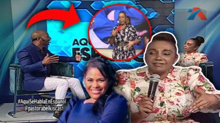 La Pastora Belkis Castillo Que Defendió A La Pastora Rossy En Video Viral Cuenta Todo Lo Que Piensa Del Caso (ENTREVISTA)