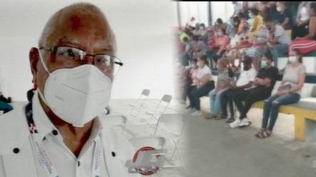 Personas Se Quejan Por Lentitud En El Proceso De Vacunación ¡Y De Qué Manera!