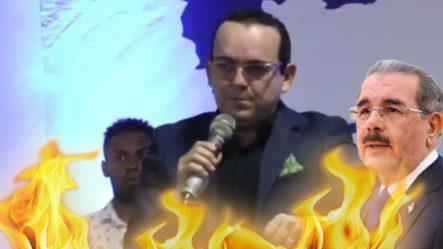Pastor Rafael Ramírez Da Profecía Contra Danilo Medina ¡y De Qué Manera!