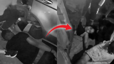Camión De Pollo Chocó Con Jeepeta Provocando La Muerte De 3 Mujeres Y Dos Heridos