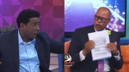 Comunicador Julio Santa María Habla Sobre Corrupción De La Actual Y Pasada Administración En | Sábado En Grande Con Jhon Berry