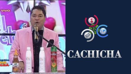 Así Piensa Frederick Martínez El Pachá Sobre La Plataforma De Cachicha.com | Pégate Y Gana Con El Pachá