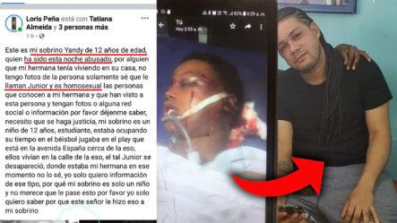 Denuncian A Hombre Que Violó A Niño De 12 Años Y Lo Dejó Por Muerto En Los Mameyes¡Imágenes Fuertes!