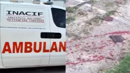 """""""Hechos Violentos Arropan Santiago"""" Hombre Mato A Batazos A Su Sobrino Por Una Mujer"""