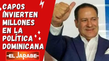 """Marino Zapete: """"Capos Invierten Millones En La Política Dominicana"""""""