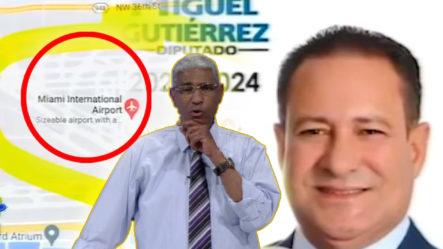 Johnny Vásquez ¡explica!, El Porqué Lo Detuvieron En Miami Al Diputado
