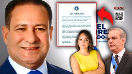 Las Reacciones De Los Funcionarios Y Ciudadanos Allegados Al Diputado Miguel Gutiérrez (Detalles)