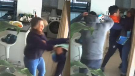 ¡Impactante! Mujer Sufre Un Infarto Del Susto Luego De Que Ladrones La Atacaran En Su Casa