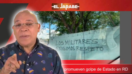 "Marino Zapete Dice: ""militares Corruptos Promueven Golpe De Estado En RD"""