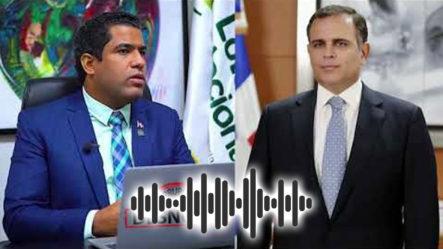 Audio Del Director De La Lotería Revela Los Responsables Del Fraude Del Sorteo Extraordinario