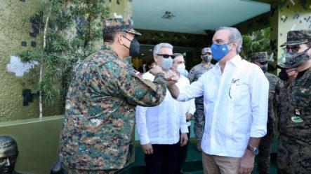 Presidente Abinader Se Reúne Con Militares Y Anuncia Un Muy Buen Aumento Salarial