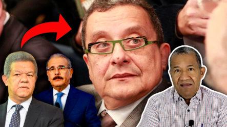 Domingo Páez Revela Cómo Funciono El Entramado De Corrupción De Odebrecht Con Leonel Y Danilo