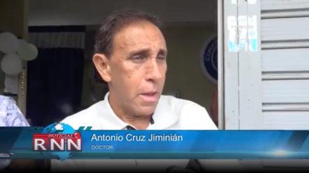 Doctor Cruz Jiminián Dice Situación Del Coronavirus Es Alarmante Y No Hay Camas