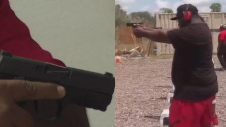 Contundente Proyecto De Ley Para Eliminar Las Restricciones Para Portar Armas De Fuego En Texas