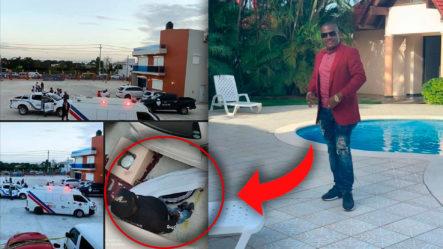 Asesinan A Empresario En La Romana Y Descubren Fue Condenado A 94 Meses De Prisión Por Narcotráfico En EEUU