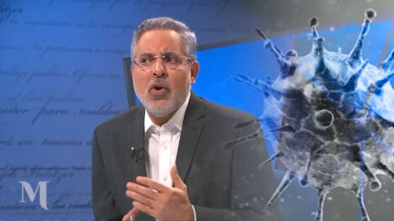 Doctor Yunén Destaca Importancia De Que La Población Se Vacune Contra El Covid-19