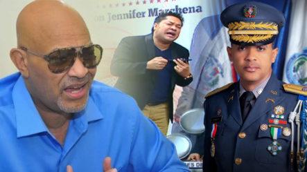 Nelson Javier Y El Pachá Aseguran Que El Director De La Policía Tiene Enemigos Dentro Y Fuera