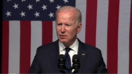 Presidente Biden VisitaOklahoma Y Promete Ponerle Fin A La Discriminación Racial