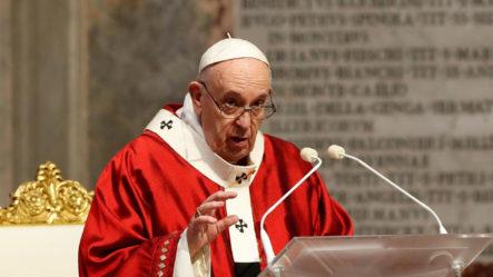 El Papa Francisco Condena En El CódigoCanónico Delitos Como La Pedofilia Y La Pornografía Infantil